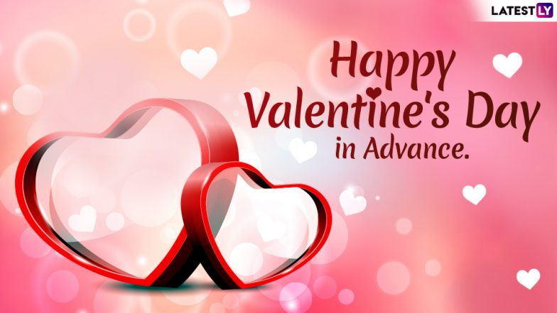 Valentine's Day 2019 Wishes In Advance: Romantic WhatsApp
