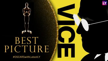 VICE Nominated for Oscars 2019 Best Picture Category: All About the Adam Mckay Film and Its Chances of Winning at 91st Academy Awards