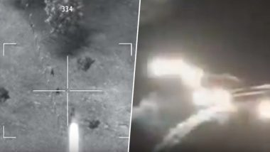 Fact Check! These Videos Going Viral As IAF Air Strike on JeM Terror Camps Across LoC in Balakot Are Fake