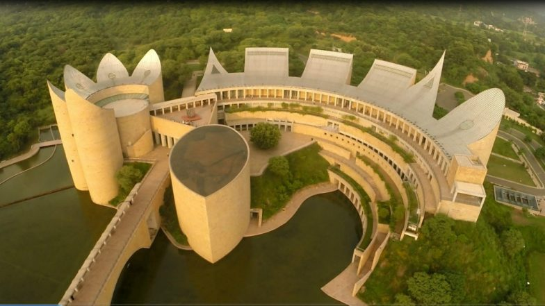 Virasat-E-Khalsa in Punjab Is Museum With Highest Footfall in India Declares Limca Book of Records (See Pics)