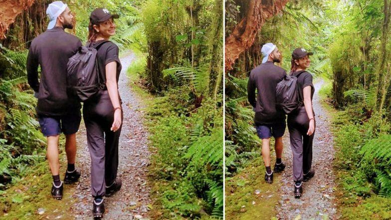 Anushka Sharma and Virat Kohli's New Vacation Picture Sparks the Same Old Curiosity!