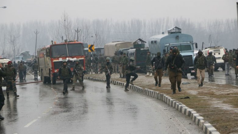 Pulwama Attack: Pakistan Rejects Any Link to the Suicide Car Bomb Attack Which Killed Over 40 CRPF Personnels in Jammu and Kashmir
