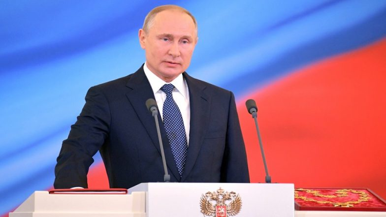 Putin's Warning to U.S.: We Will Target You if You Deploy Missiles in Europe