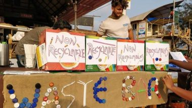 Free Beer in Goa? Exchange Cigarette Butts, Bottle Caps, Straws to Get Free Alcohol at This Waste Bar Initiative