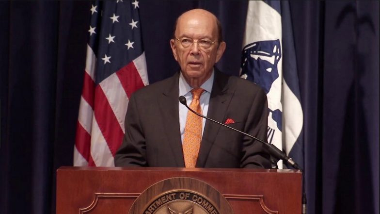 US Secretary of Commerce Wilbur Ross Cancels India Visit Amid Trade Tensions