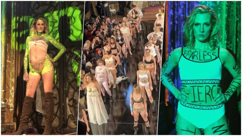 30 Models with Metastatic Breast Cancer Walk the Ramp in Lingerie at New York Fashion Week 2019 (View Pics and Video)