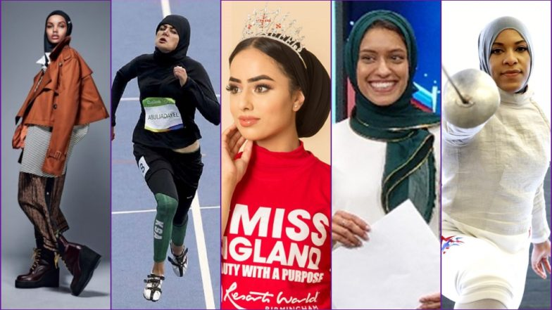 World Hijab Day 2019: From Athletes to Beauty Queens, 5 Muslim Women Who Rocked the Headscarf With Pride