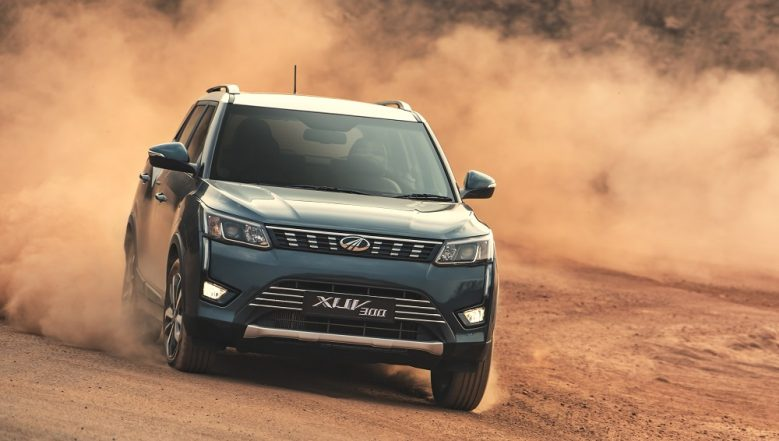 Mahindra XUV300 Sub-Compact SUV Launched in India at Rs 7.9 Lakh; Prices, Features, Specifications & Variants