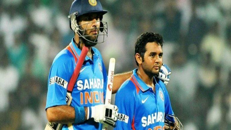 Yuvraj Singh's Attempt to Troll Parthiv Patel Backfires as Wicket-Keeper Batsman Has a Savage Response