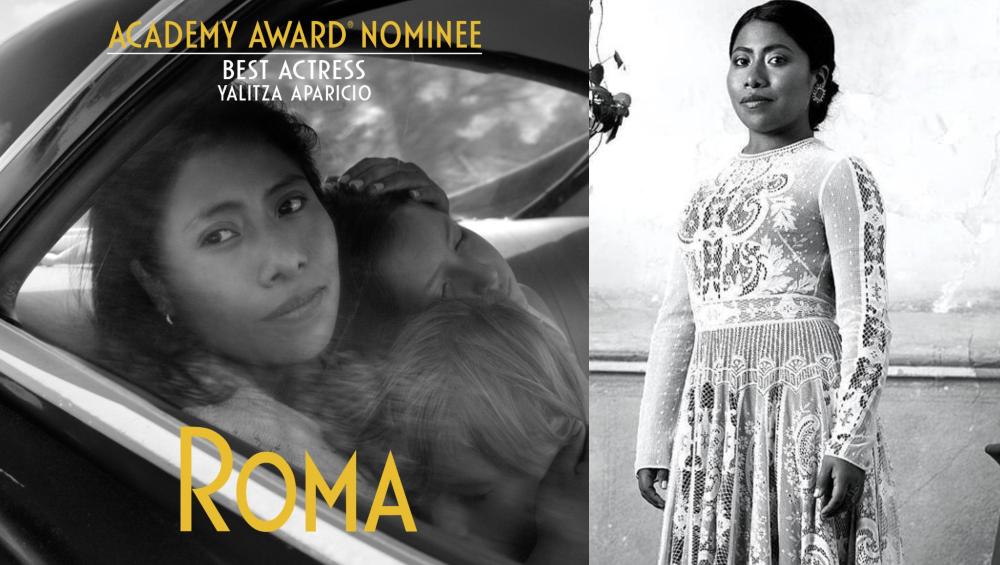 Yalitza Aparicio's historic Oscar nomination.