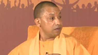 Uttar Pradesh CM Yogi Adityanath to Attend Lucknow Municipal Body Bond Listing in BSE Tomorrow