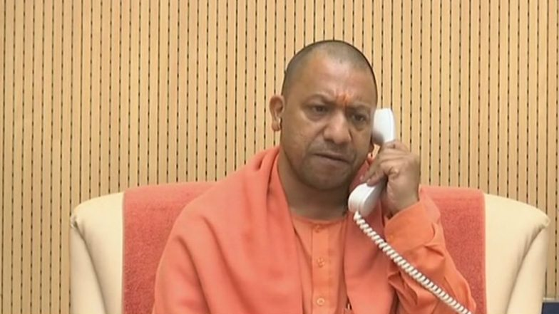Uttar Pradesh CM Yogi Adityanath Announces Ex-Gratia of Rs 4 Lakh Each to 14 Families Who Died in Natural Calamities
