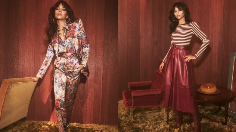 Spider-Man Actress Zendaya Collaborates With Tommy Hilfiger For Her Clothesline And The Collection Looks Pretty Swell! Check It Out Here