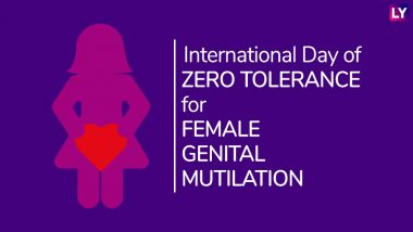 International Day of Zero Tolerance for Female Genital Mutilation 2020: Date, Theme, Significance of Annual Awareness Day That Fights Against FGM
