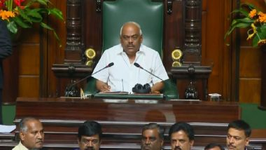 Supreme Court Asks Karnataka Speaker KR Ramesh Kumar What Stopped Him From Deciding on MLAs' Resignations