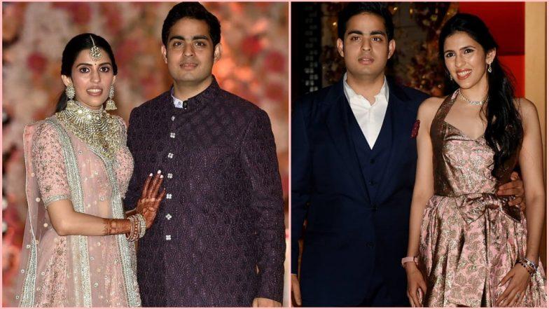Akash Ambani and Shloka Mehta's Pre-Wedding Ceremonies Kick-Start With Dandiya-Raas, Details Inside