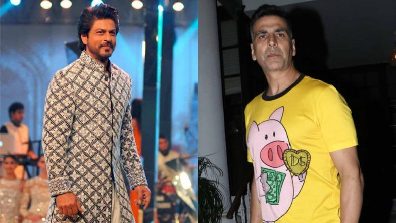 Different Sleep Patterns Is What's Keeping Shah Rukh Khan and Akshay Kumar Away from Doing a Film Together?