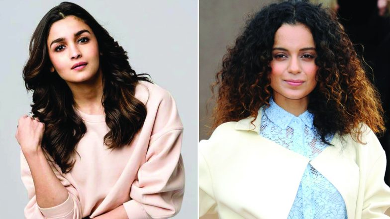 Kangana Ranaut or Alia Bhatt – Who Do You Support in This 'Appreciation' Controversy? Vote Now!
