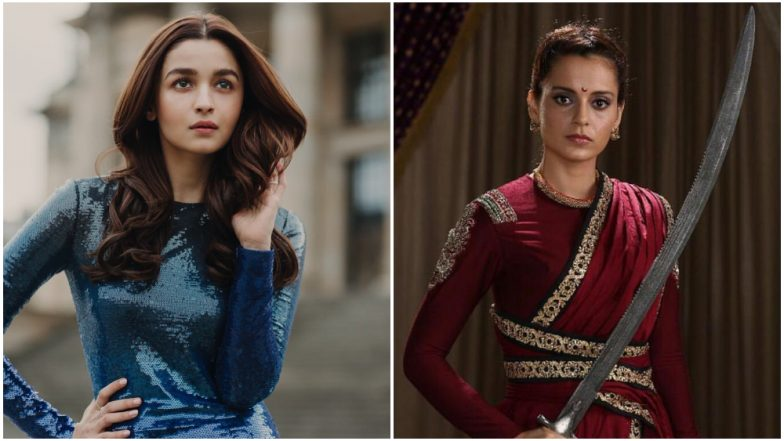 Alia Bhatt's Reaction to Kangana Ranaut's 'Grow a Spine' Remark Proves She is Cool as a Cucumber