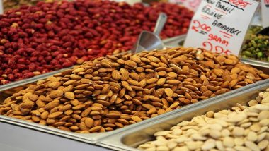 Nuts for Orgasm! 60gm of Walnuts, Hazelnuts and Almonds Can Boost Sexual Desire
