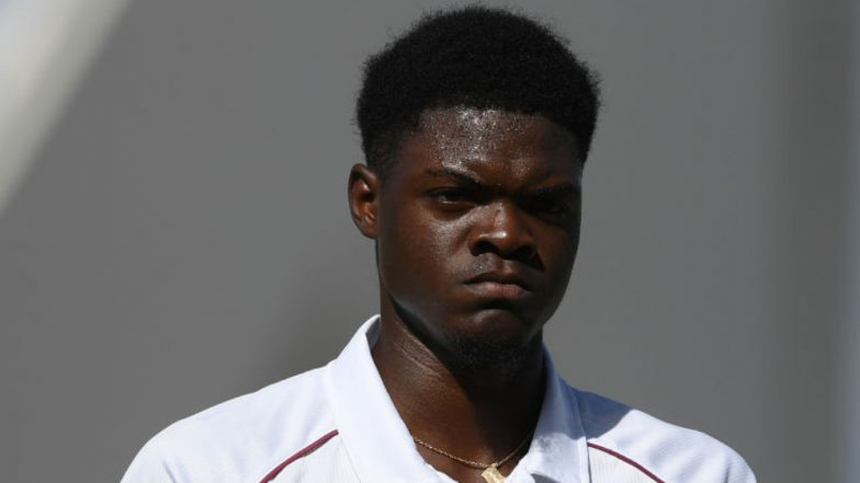 Alzarri Joseph Opted to Stay Till the End of WI vs ENG 2nd Test Match Despite Death of His Mother, Captain Jason Holder Dedicates Victory to Young Pacer & Family
