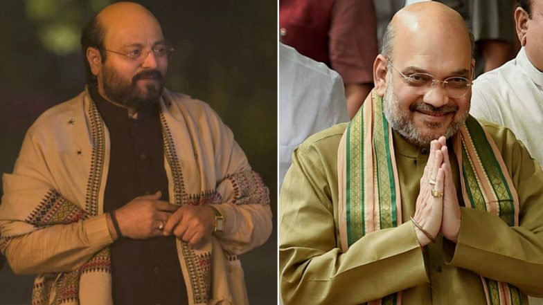 PM Narendra Modi Biopic: First Look Of Amit Shah's Character Played By Manoj Joshi Revealed