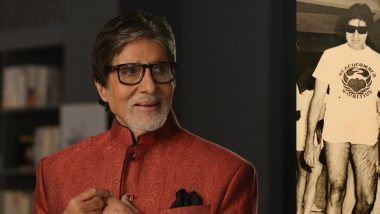 Amitabh Bachchan Posts a Picture in Swimwear and You Will Never Be Able to See Him in the Same Way Again