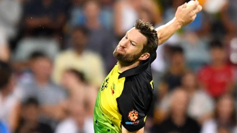Andrew Tye Replaces Injured Kane Richardson in Australia Squad Against India