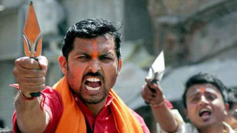 Valentine's Day 2019: Bajrang Dal to Counsel Young Couples Not to Celebrate on February 14