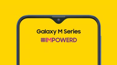 Samsung Galaxy M30s With 6000 mAh Battery & Super AMOLED Screen Launching Soon; To Be Priced Between Rs 15,000 to Rs 20,000