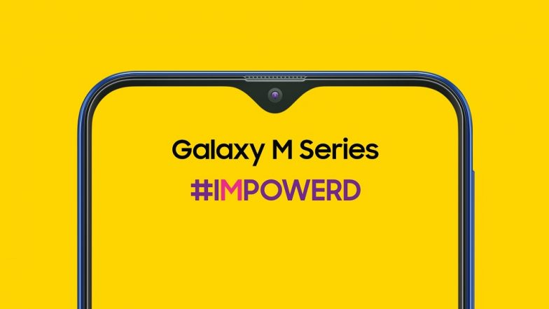 Samsung Galaxy M30 Specifications Leaked Online; Likely To Be Launched Soon