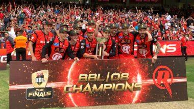 BBL 2019 Final: Fans React As Melbourne Renegades Stun Melbourne Stars to Lift Big Bash League 2018–19 Title
