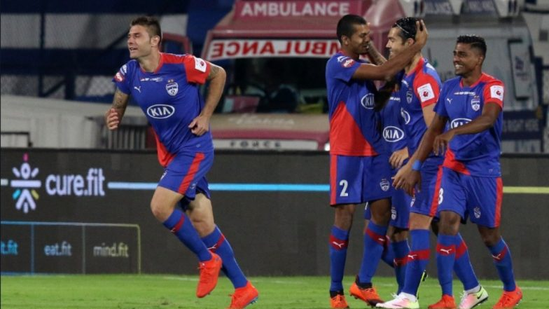 ISL 2018-19 Video Highlights: Bengaluru FC Stun Goa 3-0 to Seal Top Spot