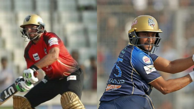BPL 2019 Final Live Streaming Online, CV vs DD: Get Live Cricket Score, Watch Free Telecast of Comilla Victorians vs Dhaka Dynamites on Gazi TV & YouTube