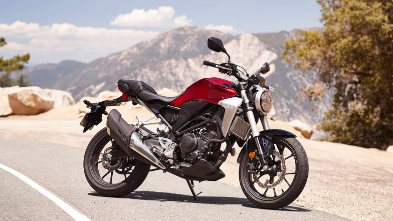 2019 Honda CB300R Motorcycle Launching Today in India; Watch LIVE Streaming of Honda's First 300cc Motorcycle Launch Event