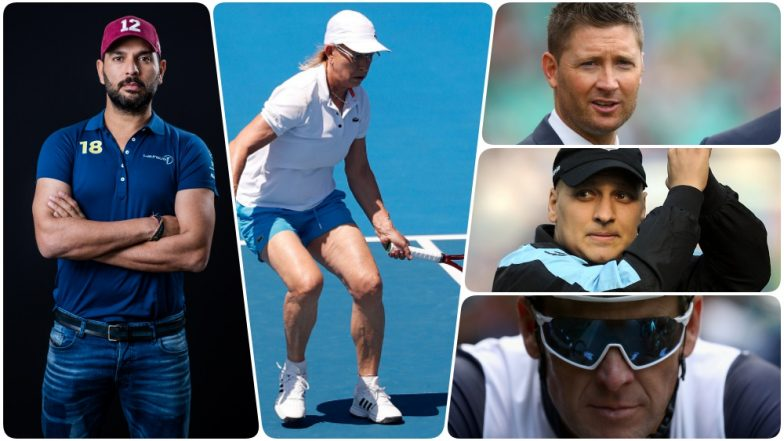 World Cancer Day 2019: Athletes like Yuvraj Singh & Micheal Clarke Defeated the Deadly Disease