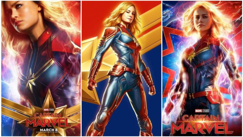 This Latest Captain Marvel Teaser Will Only Increase Your Anticipation For The Movie's Release!