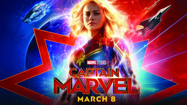 Captain Marvel All Set To Take A Flight To Screens In A Month; Women's Day 2019 Will Be Special!