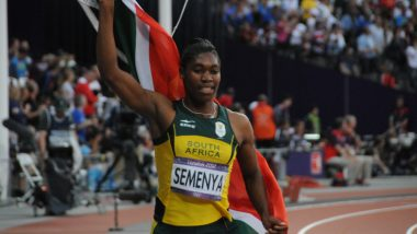 Caster Semenya Approaches Court of Arbitration to Challenge IAAF's Rule that Wants Her to Lower Testosterone Levels