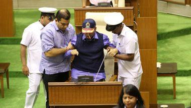 Goa CMO Claims Manohar Parrikar Hospitalised for Endoscopy, Health Minister Vishwajit Rane Denies