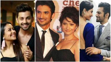 Happy Propose Day: Sushant Singh Rajput-Ankita Lokhande, Upen Patel-Karishma Tanna, Neha Kakkar-Himansh Kohli – 5 Couples Who Proposed on Reality TV Shows and Their Shocking Breakups