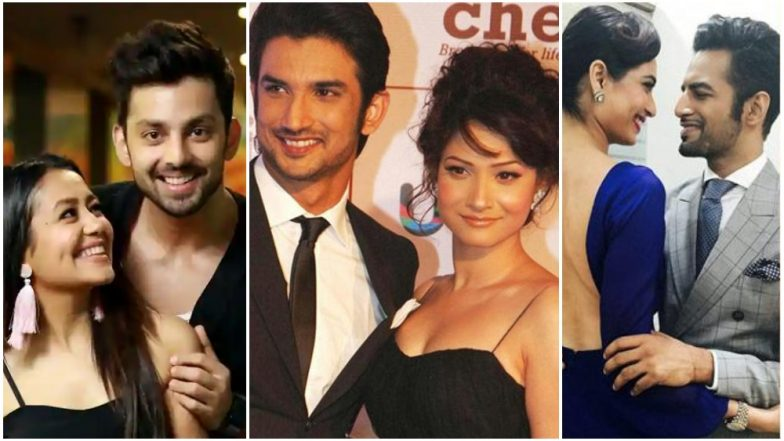 Happy Propose Day: Sushant Singh Rajput-Ankita Lokhande, Upen Patel-Karishma Tanna, Neha Kakkar-Himansh Kohli – 5 Couples Who Proposed on Reality TV Shows and Their Shocking Breakups