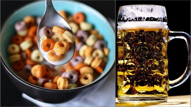 Love Crazy Beer Flavours? Try the Cereal-Flavoured Beer by This US Brewery