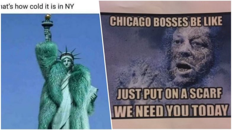 Funny Polar Vortex 2019 Memes That Won T Keep You Warm But Will