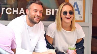 Jennifer Lawrence Confirms First Child With Husband Cooke Maroney