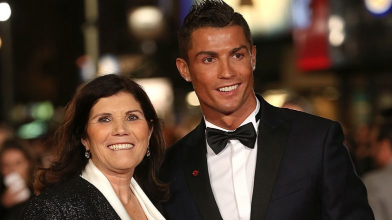 Cristiano Ronaldo Rape Case: CR7's Mother Dolores Aveiro Slams Kathryn Mayorga; Says, 'She Wasn't in the Room to Play Cards'