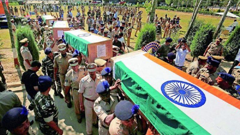 Jharkhand: Shaurya Chakra Awardee CRPF Deputy Commandant Hira Kumar Jha's Wife Denied Insurance Claim by Private Company