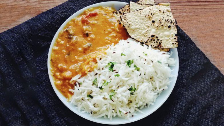 Dal Chawal for Weight Loss? How This Protein-Rich Indian Dish Can Help You Lose Weight