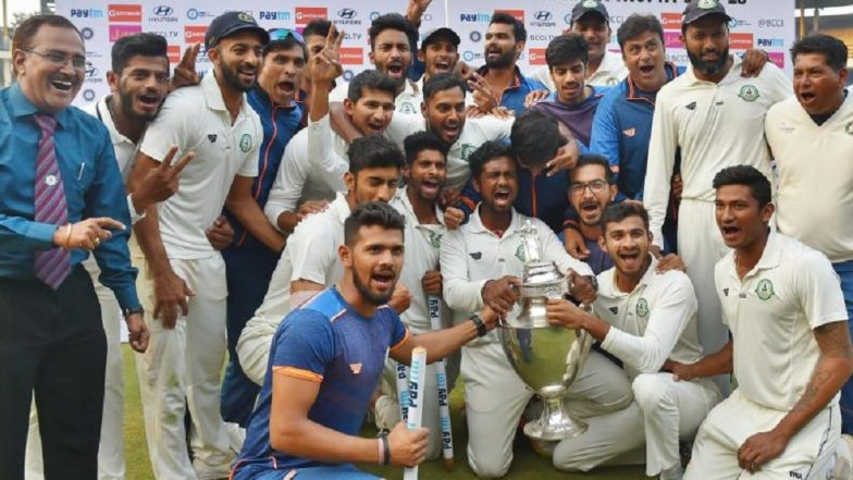 Well Done Vidarbha! Deserving Champions of the Ranji Trophy
