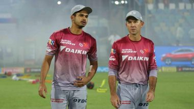 After Delhi Capitals' One-Sided Defeat Against Sunrisers Hyderabad, Angry DC Coach Ricky Ponting Slams Feroz Shah Kotla Track